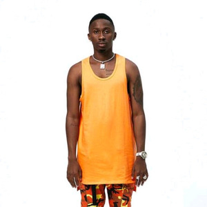 FNTY Basic Color Tank ORANGE