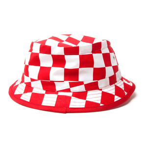 ORIGINAL CHUCK Chex Hat Red