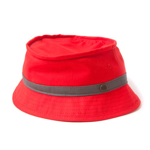 ORIGINAL CHUCK Ike Bucket Red