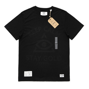 QANTO DE LOCOS STAY GOLD_TEE_BLACK