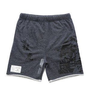 QANTO DE LOCOS MAD TIGER_SHORTS_NAVY