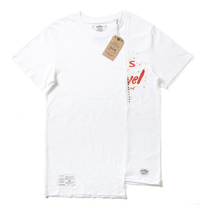 QANTO DE LOCOS LONG TEE_WHITE