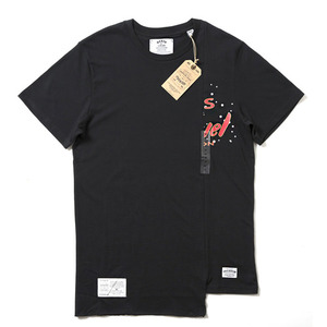 QANTO DE LOCOS LONG TEE_BLACK