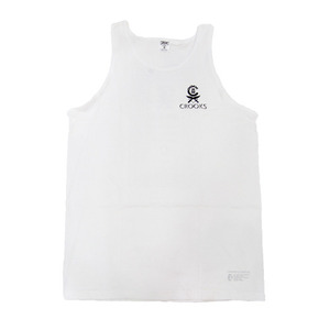 CROOKS & CASTLES Men's Knit Tank Top - Classified
