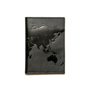 [2017 Summer] BLACKSCALE Passport Wallet Black
