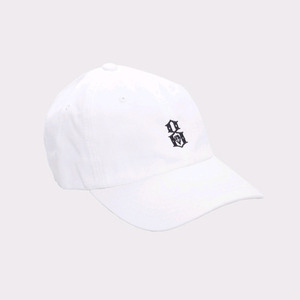 REBEL8 BOGEY STRAPBACK WHITE