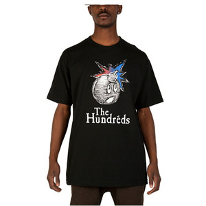 THE HUNDREDS LES S/S [2]