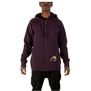 THE HUNDREDS HALFY ZIP UP [3][40%SALE]