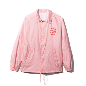 ANTI SOCIAL SOCIAL CLUB I'M READY COACH JACKET
