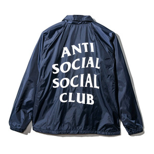 ANTI SOCIAL SOCIAL CLUB 405 COACH JACKET