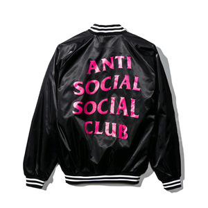 ANTI SOCIAL SOCIAL CLUB July 15th Baseball Jacket