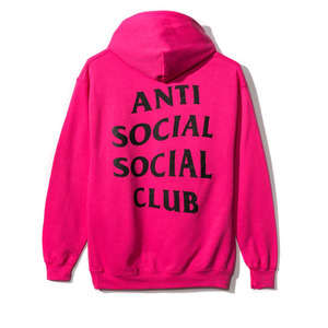 ANTI SOCIAL SOCIAL CLUB CALM HOODY