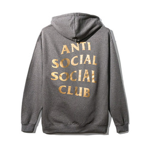 ANTI SOCIAL SOCIAL CLUB METAL GEAR SOLID HOODY