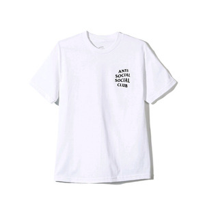 ANTI SOCIAL SOCIAL CLUB Club Tee 2 White