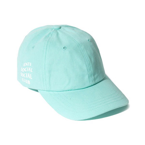 ANTI SOCIAL SOCIAL CLUB WEIRD CAP - SKY BLUE