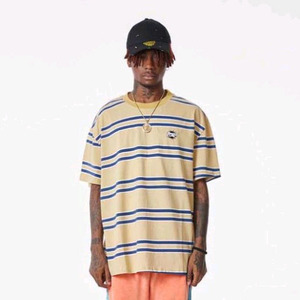 FNTY POW oversized t-shirt YELLOW