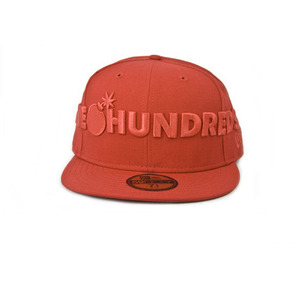 THE HUNDREDS BAR LOGO NEW ERA CAP [3]