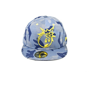 THE HUNDREDS ADAM CAMO NEW ERA CAP [2]