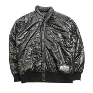 CROOKS&CASTLES MENS QUILTED SHAWL COLLAR CARDIGAN[45%SALE]