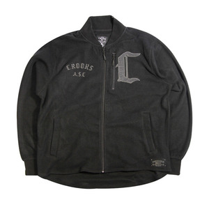 CROOKS&CASTLES MENS POLAR FLEECE CARDIGAN [1][45%SALE]
