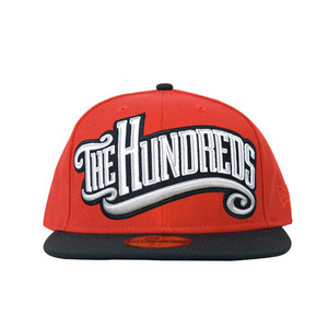 THE HUNDREDS WAVE NEW ERA [1]