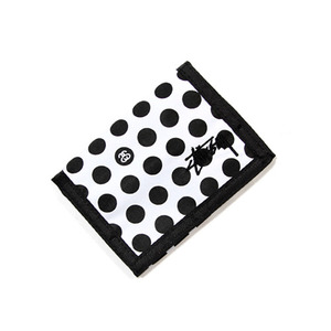STUSSY DOTS WALLET [1]