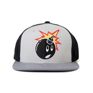 THE HUNDREDS 11SP ADAM LOGO SNAPBACK [1]