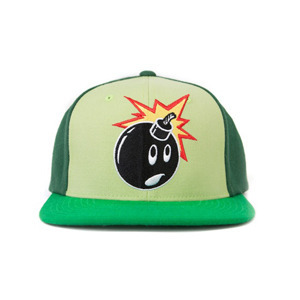 THE HUNDREDS 11SP ADAM LOGO SNAPBACK [3]