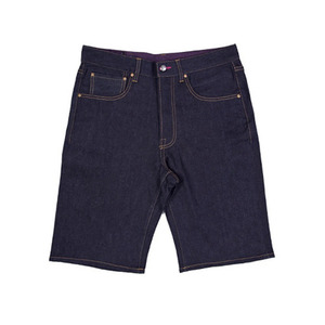 MISHKA VLADIMIR DENIM SHORT PANTS