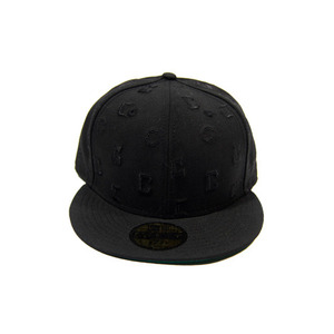 CROOKS&CASTLES LOGOS FITTED NEW ERA [1]