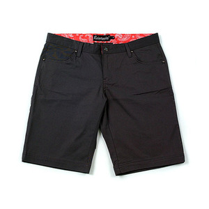 SAINTPAIN SHORT PANTS CHARCOAL