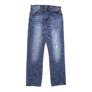 CROOKS&CASTLES MENS WOVEN TORRANCE DENIM PANT [1]