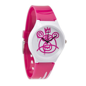MISHKA WATCH BEAR MOP MAGENTA