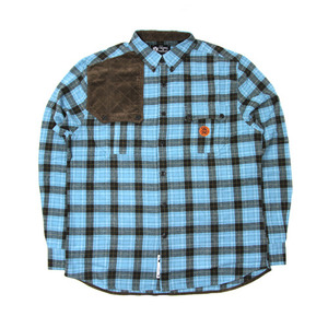 CROOKS&CASTLES MENS WOVEN HUNTER PLAID SHIRTS [2]