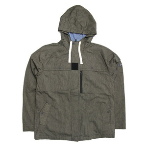 CROOKS&CASTLES MENS WOVEN RIFLE TRENCHMAN JACKET [2]