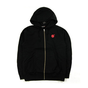 THE HUNDREDS NIRVANA ZIP UP HOODY