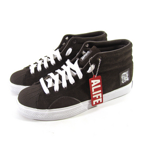ALIFE SHELL TOE SUEDE [3]