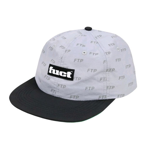 FTP X FUCT 3M ALL OVER LOGO HAT