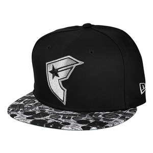 FAMOUS BOOMBOX BOH SNAPBACK BLK