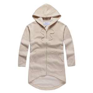 FNTY NAPPING LONG HOODIE (IVORY)