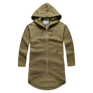 FNTY NAPPING LONG HOODIE (OLIVE)
