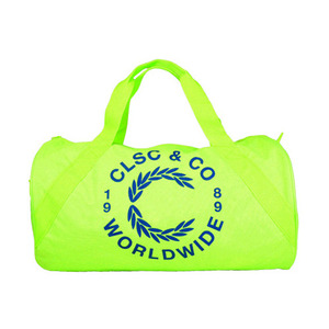 CLSC WIMBLEDON DUFFLE BAG (Safety Green)