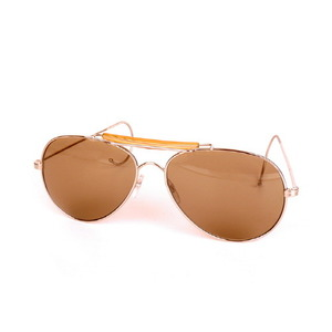 ROTHCO AIR FORCE STYLE SUNGLASS (BROWN)