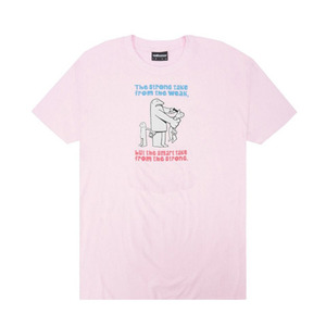 The Hundreds  The Smart T-shirt (PINK)